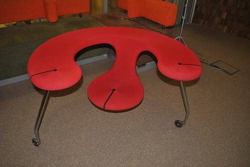 Нестандартная мебель Яндекса