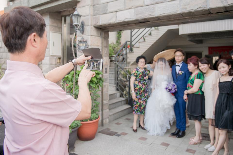 台南婚攝 桂田酒店 婚禮紀錄 G & S 054