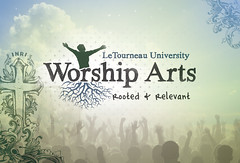 Brand - Worship Arts (v.final) (bemky) Tags: sky music concert worship god crowd arts brand praise earthtone letourneauuniversity bemkymedia