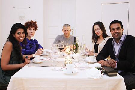 Metti Una Sera a Cena