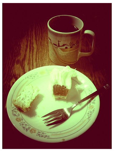 Pie and Coffee - 11/25/2010