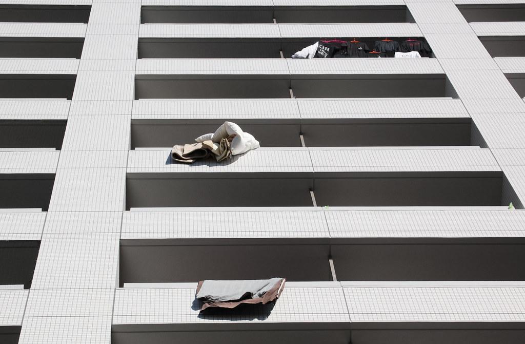 Sunny day in Osaka