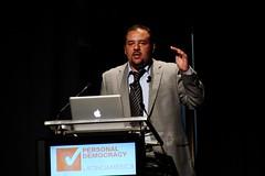 Miguel Paz (LuisCarlos Daz) Tags: chile miguel paz personaldemocracyforum pdflatam