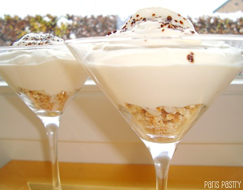 Iced Cappuccino Syllabub