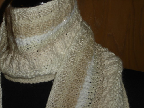 Traveling Scarf 78 - Were not shrinking violets