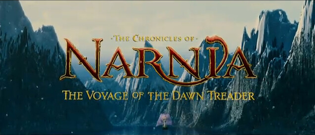 The Chronicles of Narnia The Voyage of the Dawn Treader 2011 Film