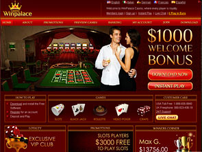 Win Palace Casino Home