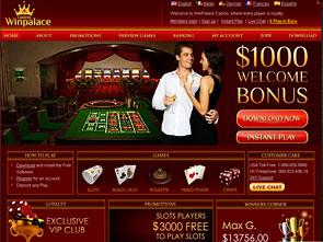Win Palace Casino Home