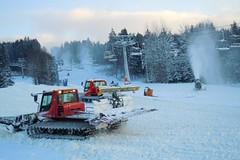 Skiareál Lipno zahajuje v pátek lyžařskou sezónu