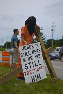 Anti-Torture Vigil - Week 18