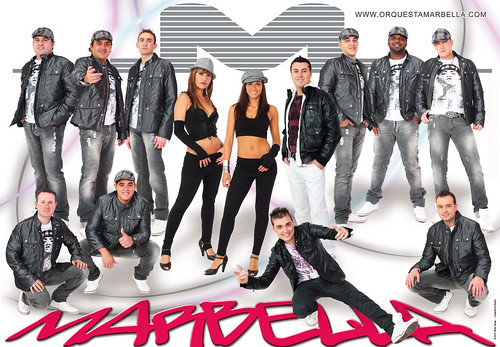 Marbella 2010 - orquesta - cartel