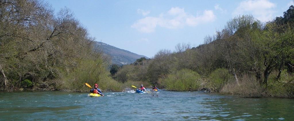 Descenso del Río Arakil en kayak 022