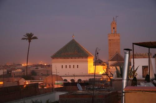 Zaouia Sidi Bel Abbes Marrakech
