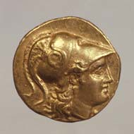 Alexander Great stater obverse