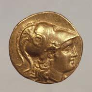 Alexander Great stater obverse