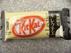 Pear Kit Kat