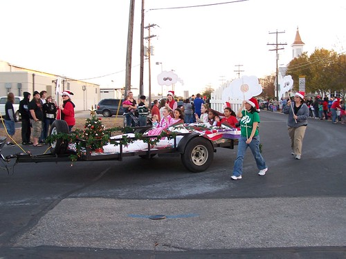 Leander, TX Christmas Parade Rouse High School Marching Band | Flickr - Photo Sharing!