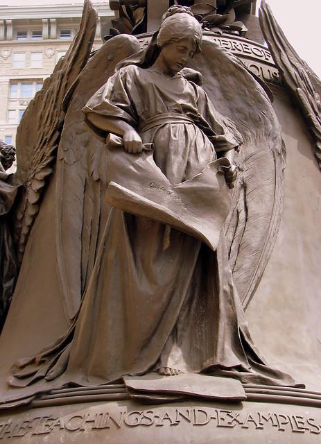 Louisville's Thomas Jefferson Statue: Equality