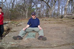 Start of the A.T. - Springer Mountain