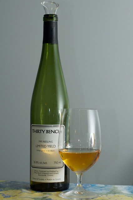 1995 Thirty Bench Riesling