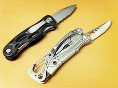 leathermen (SlipStreamJC) Tags: leatherman knife knives skeletool