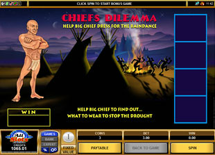 free Chiefs Fortune bonus game