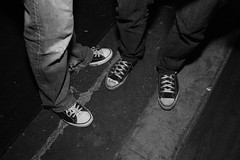 slava (John Donges) Tags: portrait people blackandwhite man male person sneakers converse bobbarbaras