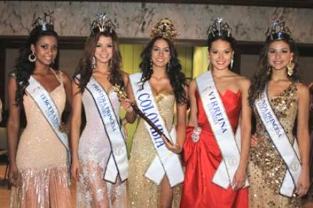 Reinas Colombia 2010