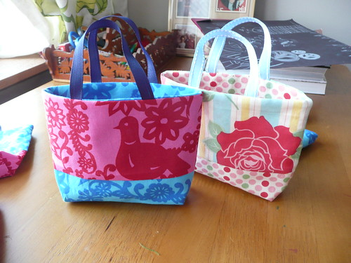 Fabric Treat Bags