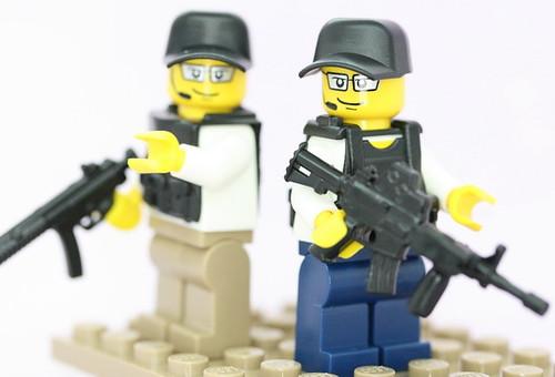 Navy Seal custom minifigs