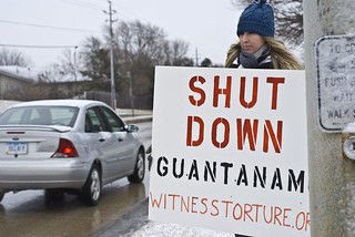 Anti-Torture Vigil - Week 29