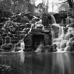 Man Made Cascade, Virginia Water