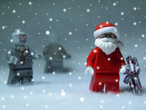 Santa Claus is Comin to Town, Apocalypse Style!!!