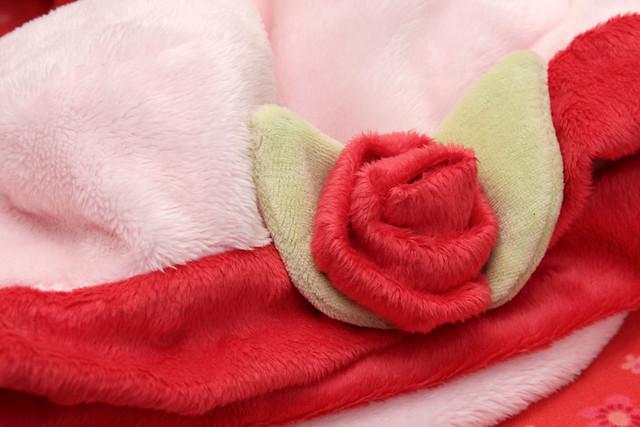 Ottobre beret rose