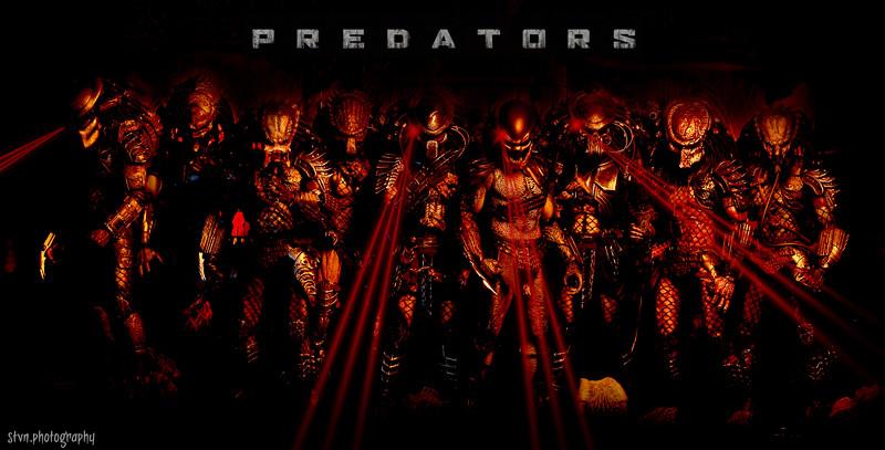 Predators, Hunting Time!
