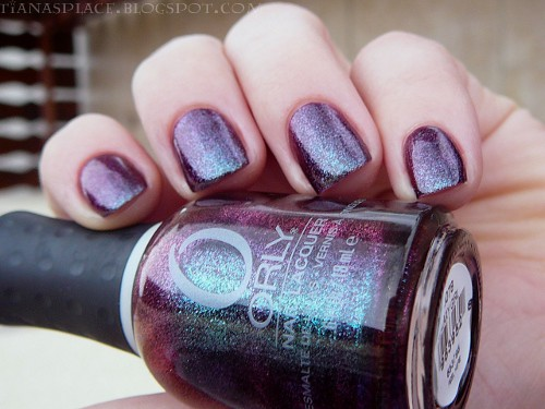 Orly - Galaxy Girl #1