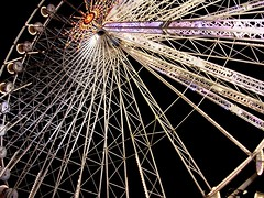 One of my turns... (modestino68) Tags: paris wheel night lights luci notte ruota parigi rogerwaters