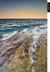 Comptine d'une autre t (juandiegojr) Tags: blue red sea sky orange costa seascape verde green beach azul clouds marina reflections landscape coast mar rojo sand rocks offshore playa paisaje arena cielo nubes naranja cabodegata rocas reflejos aguaamarga yanntiersen nohdr nikond90 juandiegojr lee09ndgradsoft juandiegojrcom tokinaatx1224mm4afprodx lee100mmcircularpolarizer comptineduneautret