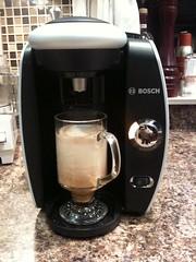bosch cappuccino maker