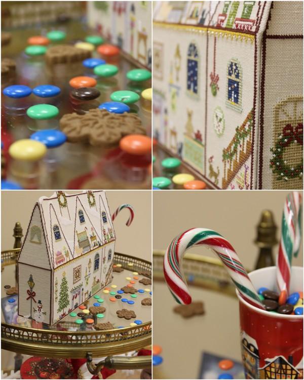 Brightneedle. Christmas House