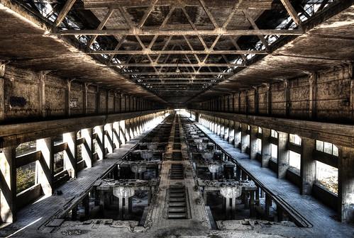 Aluminum Mill #8
