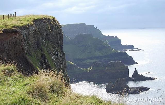 Trekking Irlanda do Norte