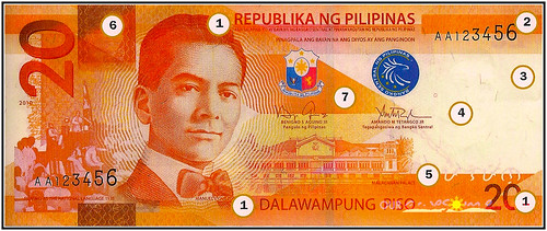 The New Generation Philippine Currency (2 of 25)