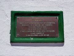 Photo of Bronze plaque number 5118
