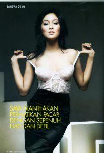 9 Artis Seksi  Indonesia yang Pernah Masuk Majalah Dewasa
