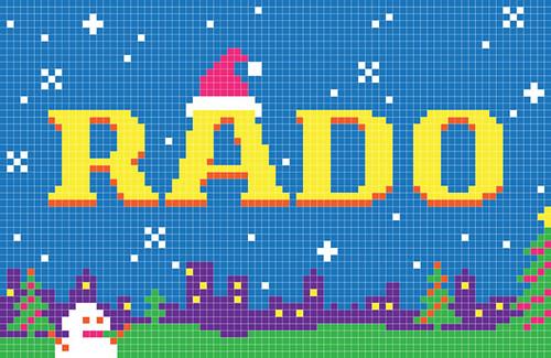 2010 RADO雷達表 台中中港店開幕 首辦24小時跨夜街頭藝術創作