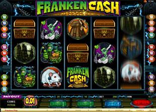 Franken Cash slot