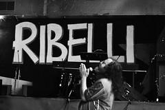 Richard Stallman - Rebels (Mr_Hyde86) Tags: bw italy white black rome roma la nikon strada italia free bn foundation richard software bianco nero gnu fsf rebels stallman csoa ribelli d3100