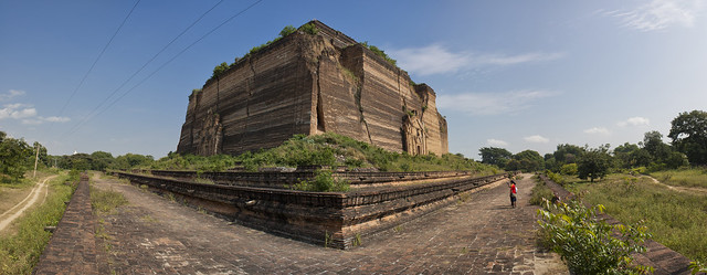 Mingun Paya, Myanmar
