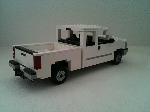 2003 ford car truck gm lego 4x4 pickup f150 chevy dodge ram silverado ralph z71 savelsberg